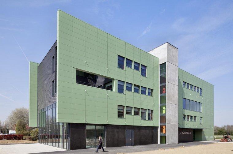 ARVAL architecture - ENSI – Caen - 2 Arval ENSI Caen