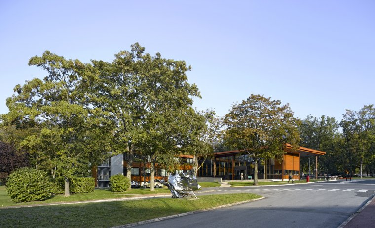 ARVAL architecture - Ineris – Verneuil-en-Halatte - 3