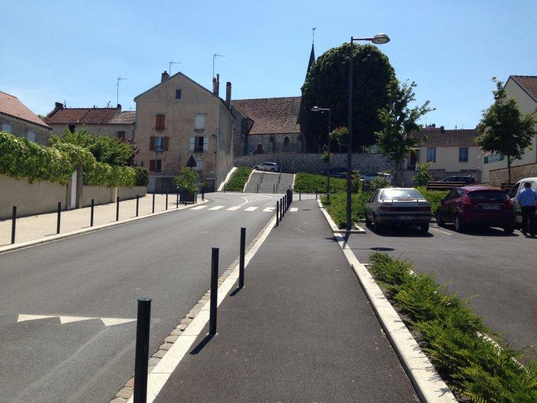 ARVAL architecture - Rue Pierre Sémard – Etampes sur Marne - 5 Arval rue pierre sémard étampe 4