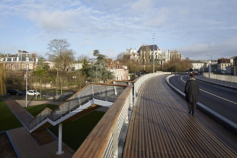 ARVAL architecture - Pont Paris – Beauvais - 3