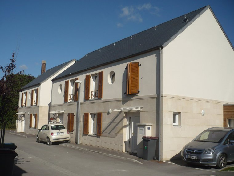 ARVAL architecture - Sente de Cuffies – Soissons - 4 Arval Sente de Cuffies Soissons 4