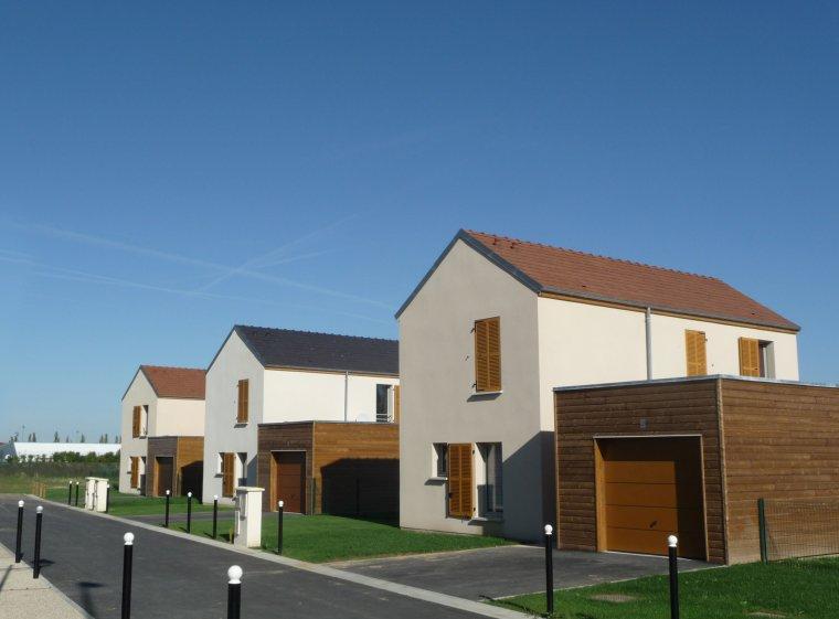 ARVAL architecture - Les Erables – Crépy-en-Valois - 3 Arval Les Erables Crépy en Valois 2