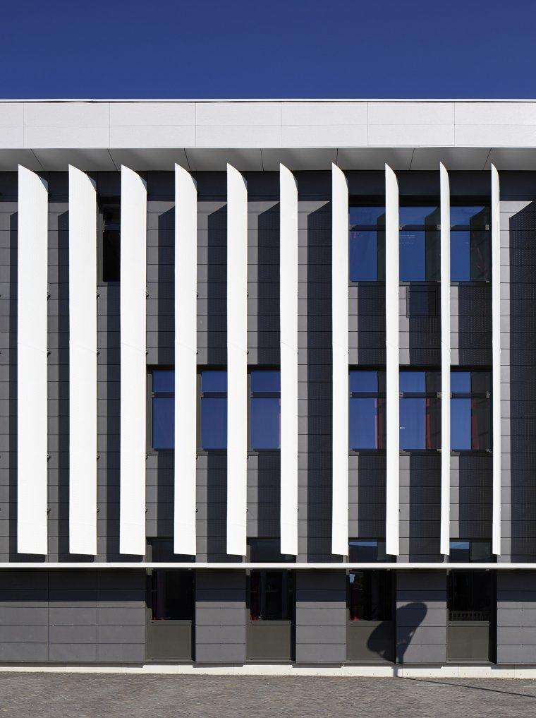 ARVAL architecture - Cité scolaire-Réhabilitation – Amiens - 10 Arval Cité scolaire Réhabilitation 17
