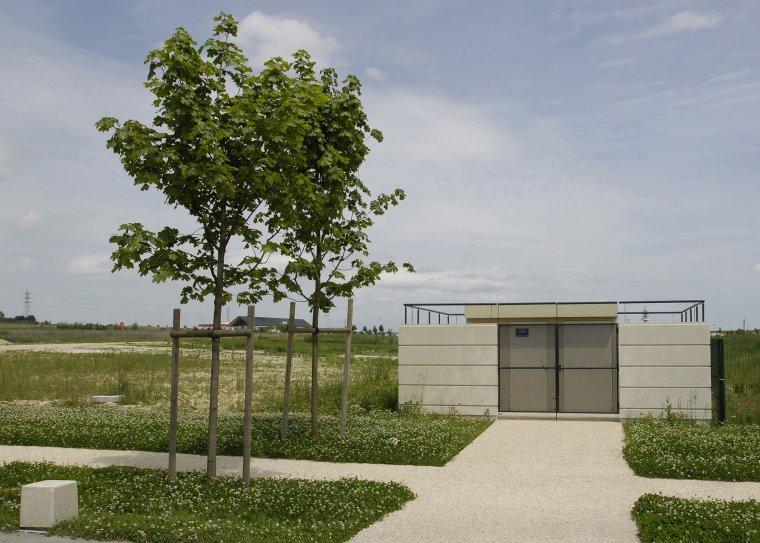 ARVAL architecture - Parc industriel – Récy et Saint Martin sur le Pré - 10 Arval récy