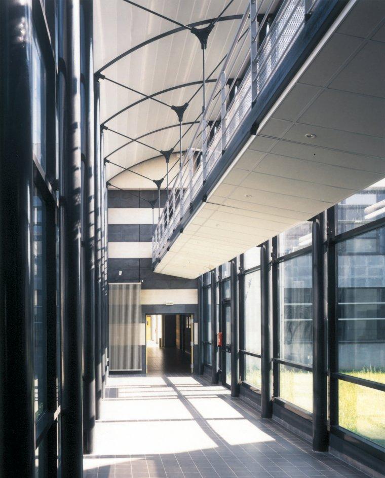 ARVAL architecture - Université de Technologie – Compiègne - 3 Arval UTC Compiègne