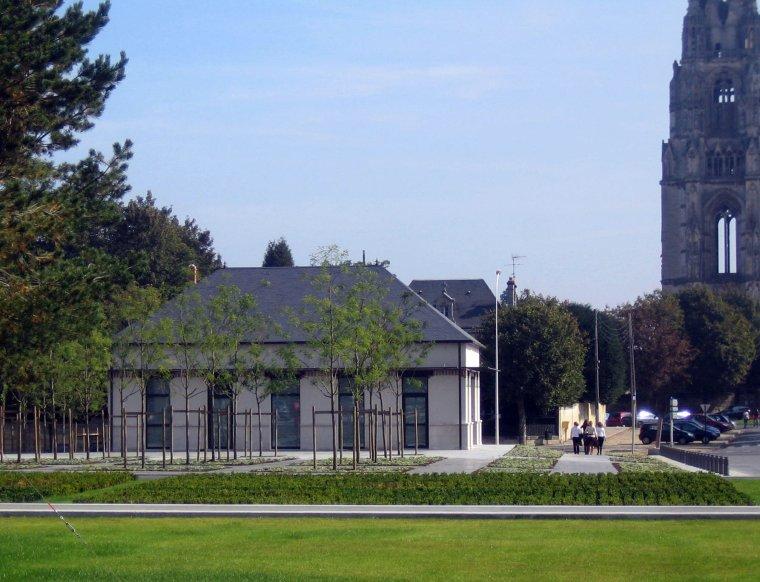 ARVAL architecture - Pavillons d'entrée Caserne Gouraud – Soissons - 4 Arval Pavillons Gouraud Soissons
