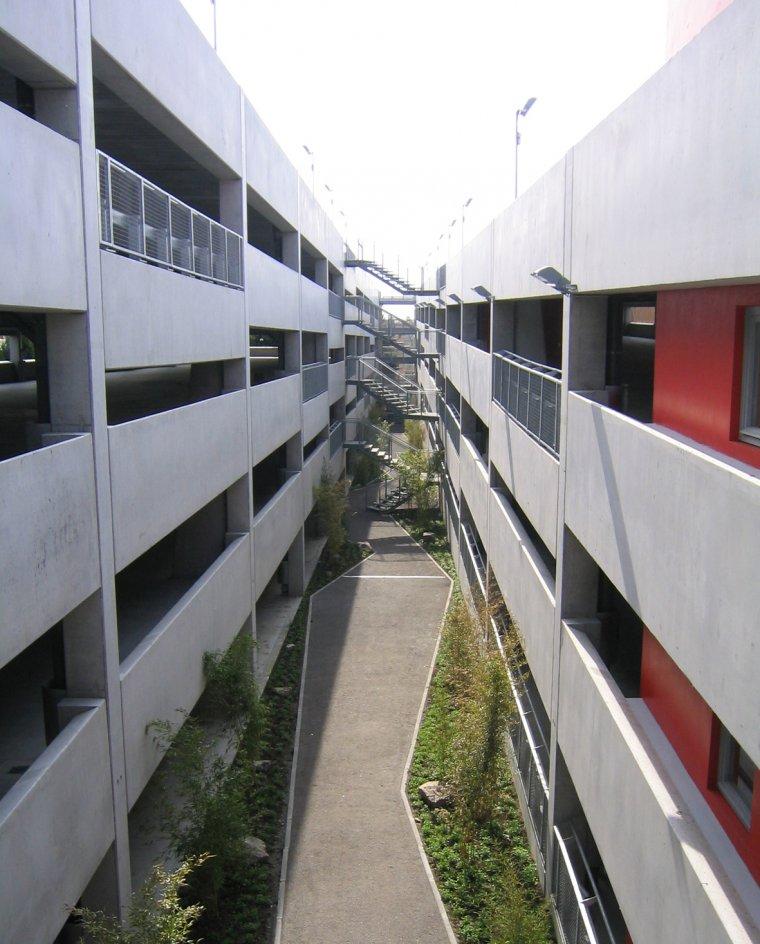 ARVAL architecture - Parking – Valenciennes - 4 Arval Parking Valenciennes 5