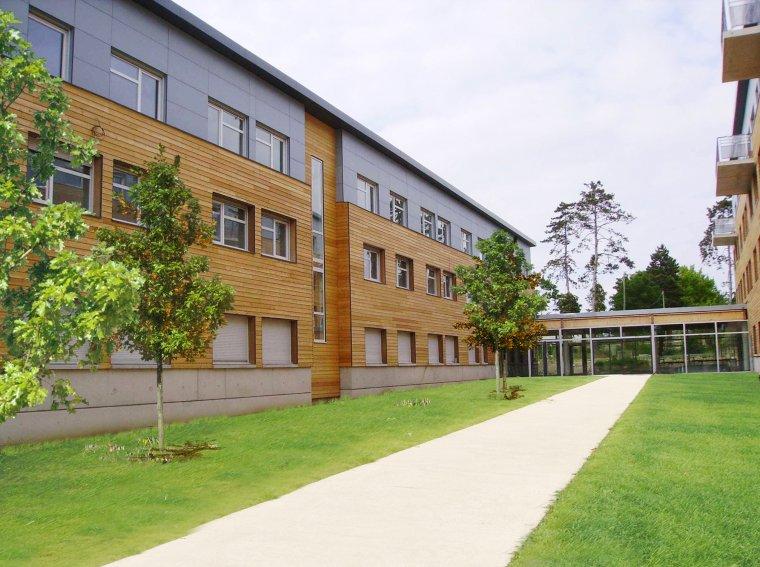 ARVAL architecture - Résidence étudiants – Compiègne - 2 Arval Résidence étudiants Compiègne
