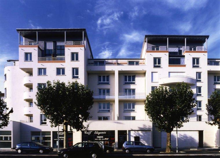 ARVAL architecture - La Planchette – Champigny-sur-Marne - 4 Arval La Planchette Champigny
