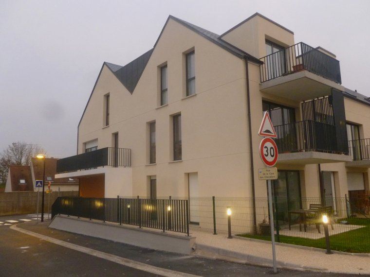 """ARVAL architecture - Résidence """"Le Domaine du Chambellan"""" – Chambly - 9 Arval Domaine du Chambellan Chambly"""