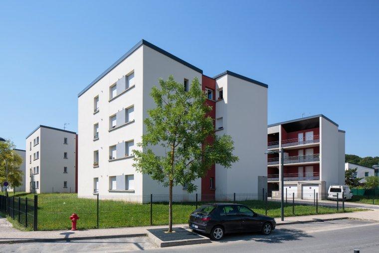 """ARVAL architecture - """"La Commanderie"""" – Nogent sur Oise (Oise) - 6 Arval La Commanderie"""