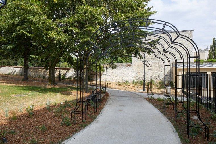 ARVAL architecture - Parc Leyma – Taverny (95) - 6 ARVAL parc Leyma Taverny