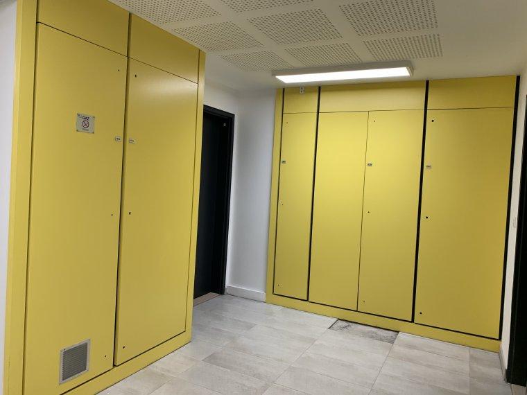 ARVAL architecture - 52 LOGEMENTS ALLEE DU COTEAU –  AMIENS - 9 ARVAL 52 logements CLESENCE  Allée du Coteau Amiens