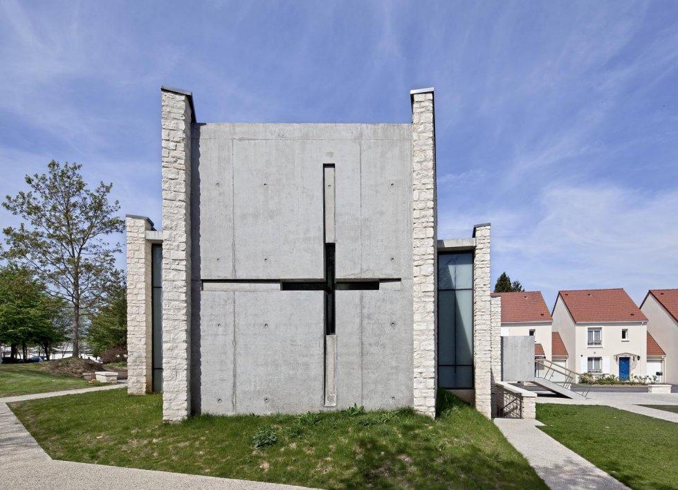 ARVAL architecture - Chapelle Mère Térésa – Crépy-en-Valois - 1 Arval Chapelle Mère Térésa