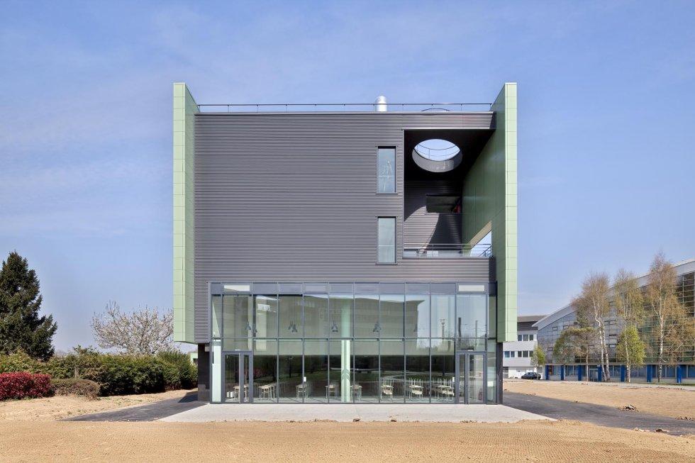 ARVAL architecture - ENSI – Caen - 3 Arval ENSI Caen