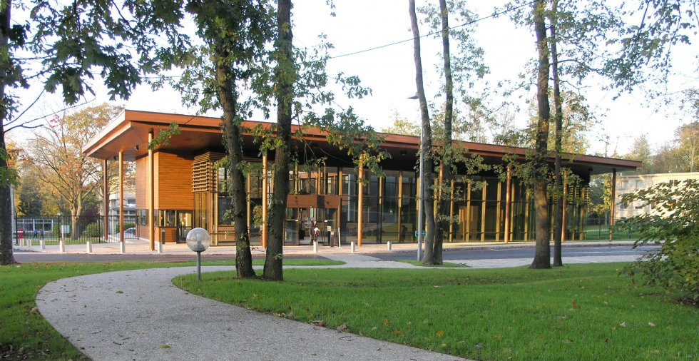 ARVAL architecture - Ineris – Verneuil-en-Halatte - 4