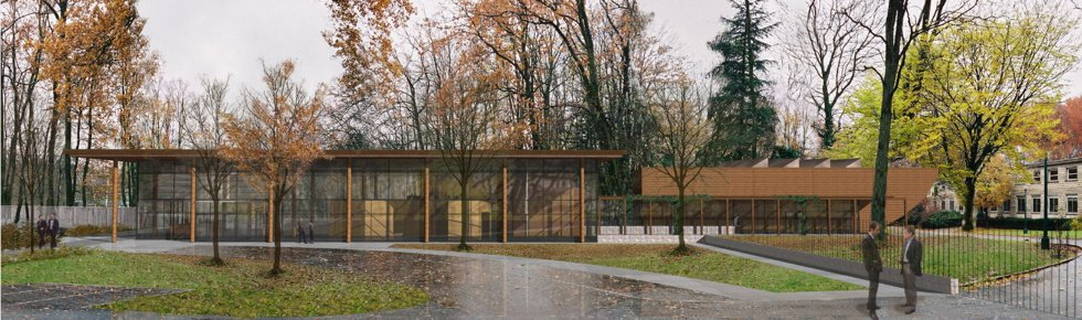 ARVAL architecture - Ineris – Verneuil-en-Halatte - 1