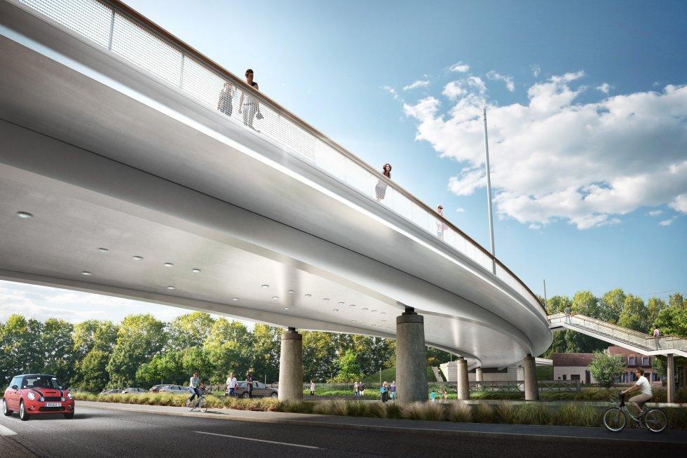 ARVAL architecture - Pont Paris – Beauvais - 15 arval pont de paris beauvais 3