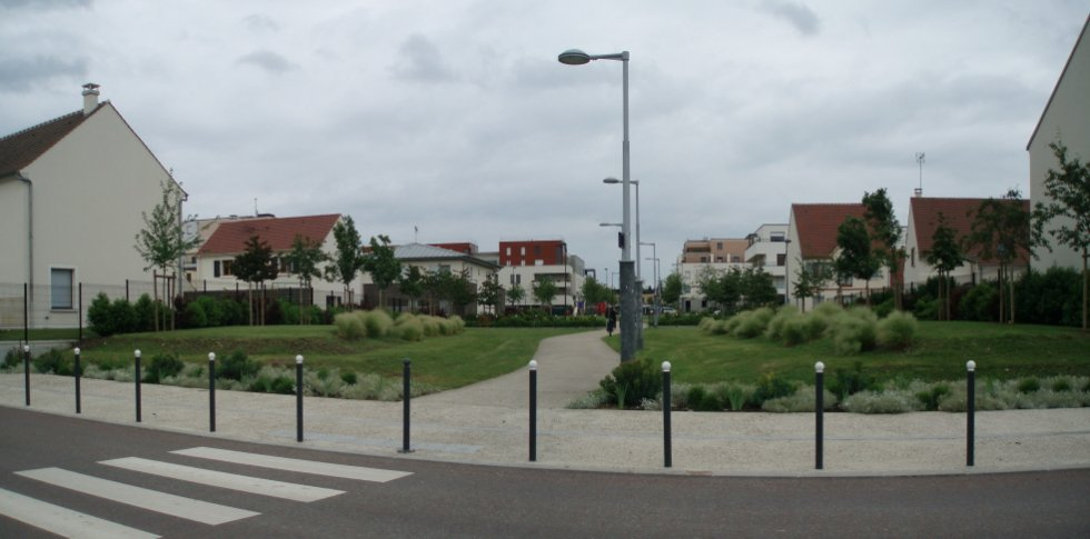 ARVAL architecture - ZAC de Royallieu – Compiègne - 5 Arval ZAC de Royallieu