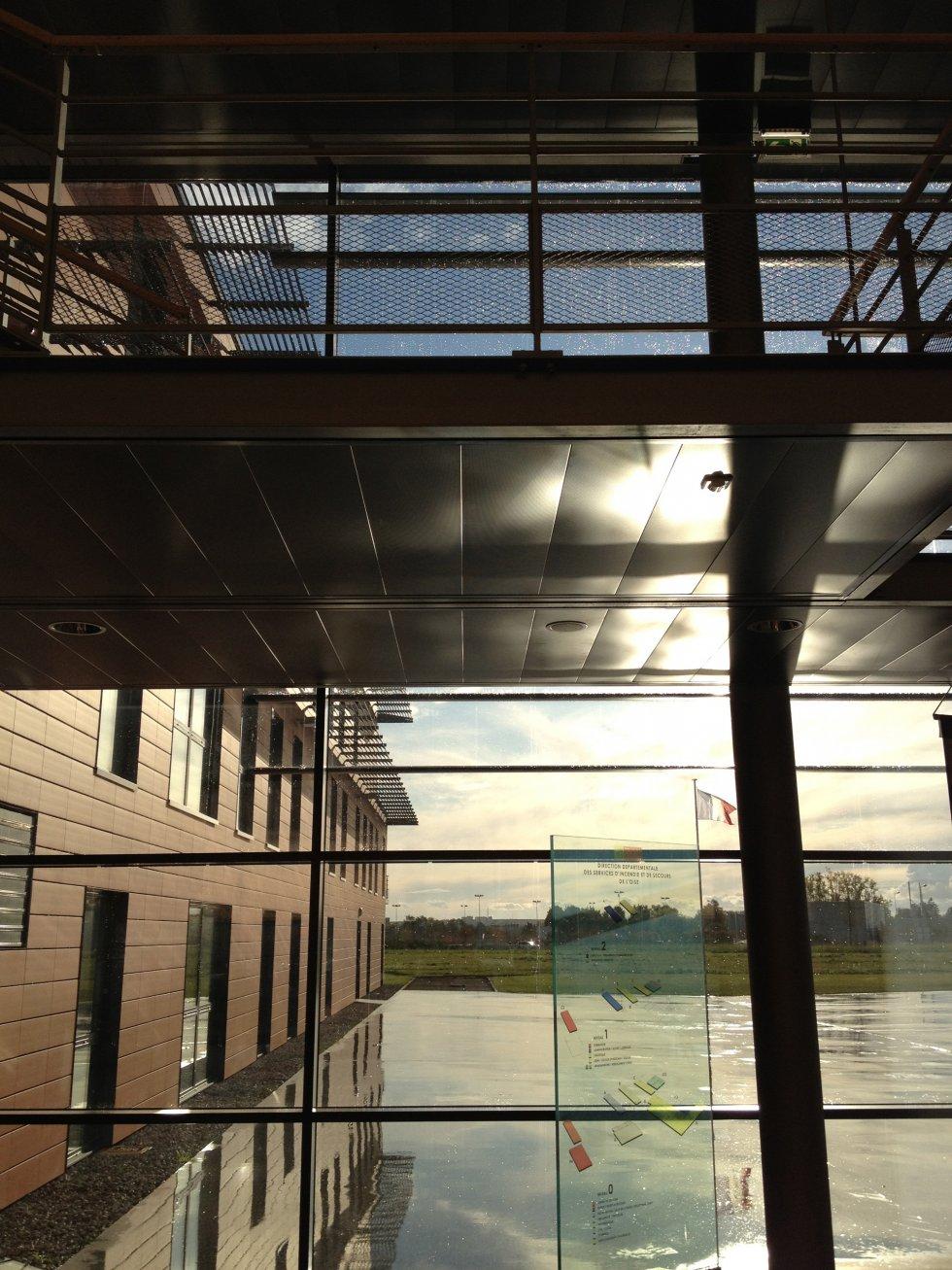 ARVAL architecture - S.D.I.S. de l'Oise – Tillé - 13 Arval S.D.I.S. de l'Oise-Tillé 12