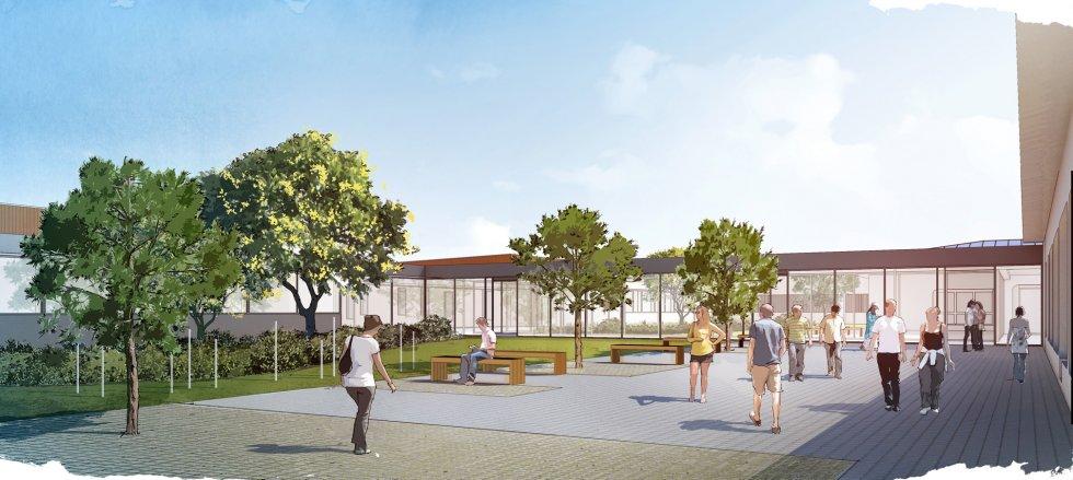 ARVAL architecture - IME La Tombelle – Saint Quentin - 7