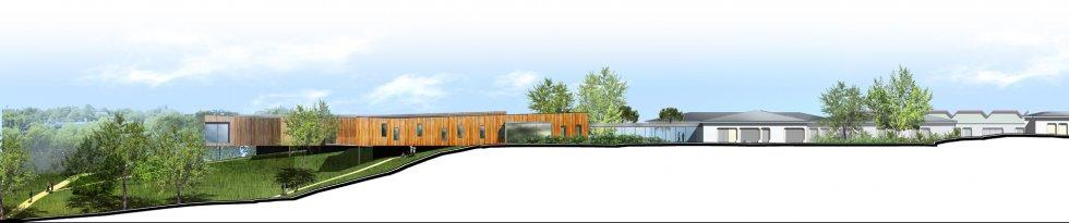 ARVAL architecture - IME La Tombelle – Saint Quentin - 6