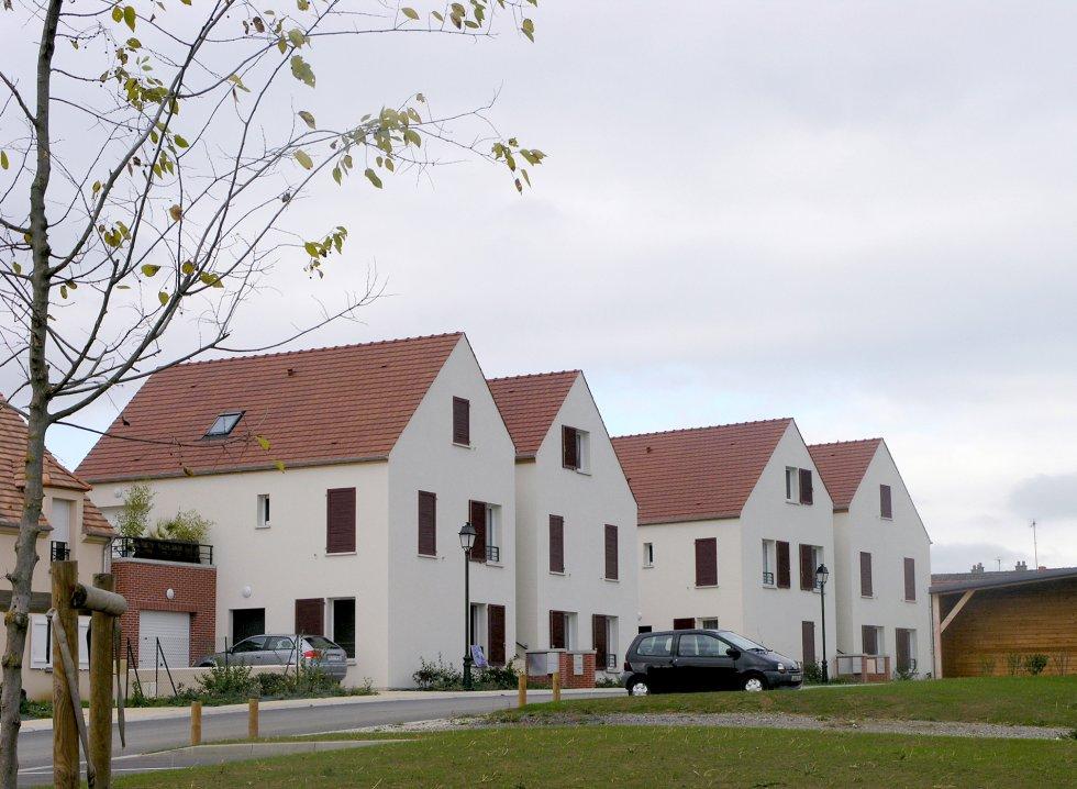 ARVAL architecture - ZAC du Clos Féron – Le Meux - 1 Arval le meux 1