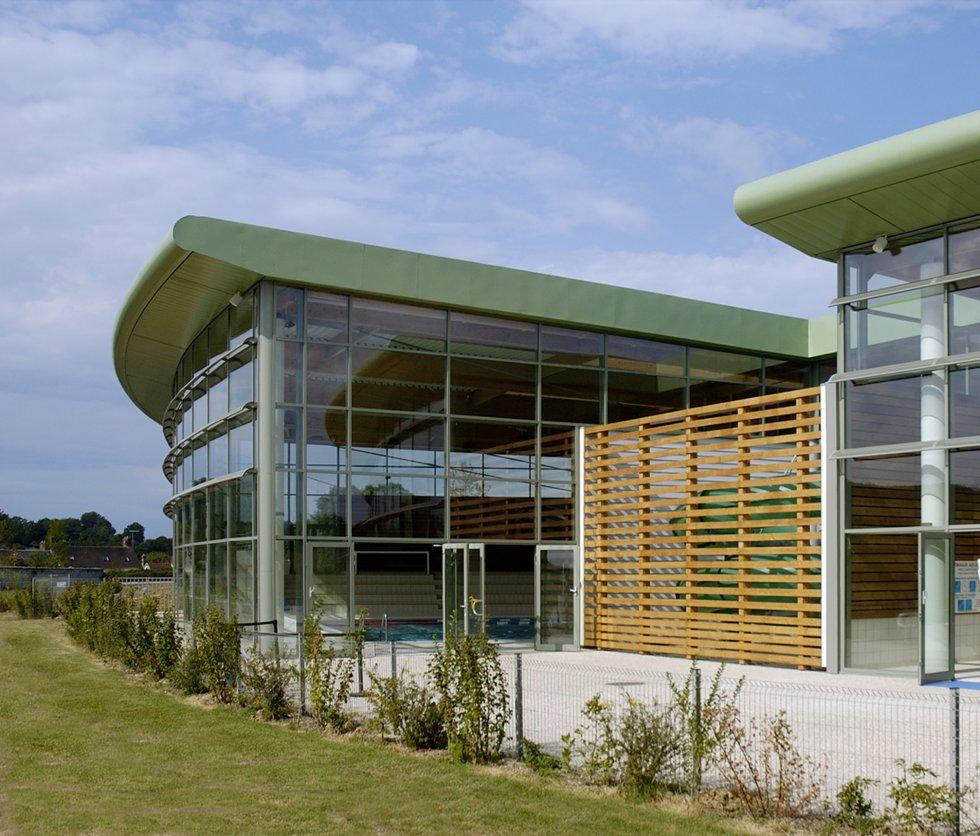 ARVAL architecture - Centre nautique intercommunal – Trie Château - 9