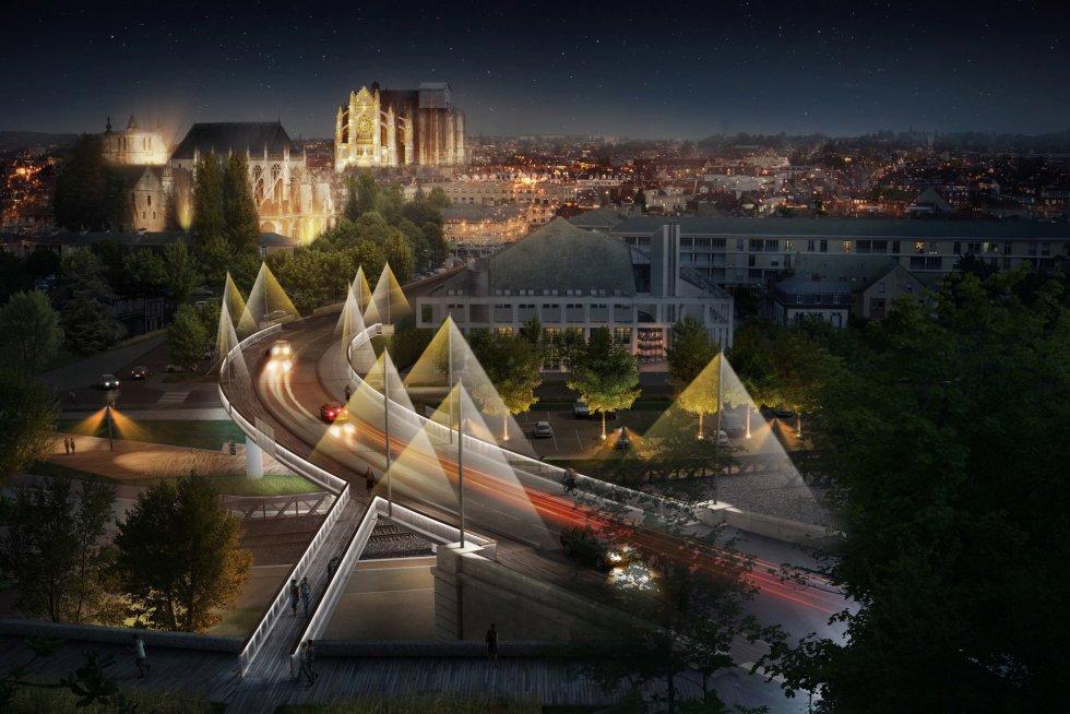 ARVAL architecture - Pont Paris – Beauvais - 19 arval pont de paris beauvais 6