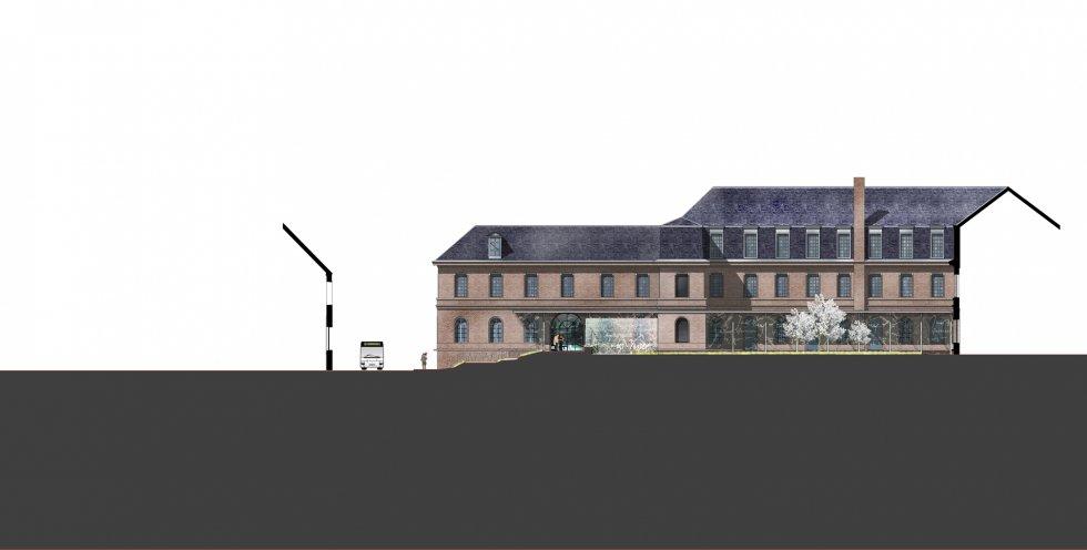 ARVAL architecture - Archives départementales de la Somme – Amiens - 10 Arval archives départementales somme 12