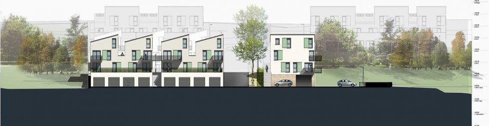 ARVAL architecture - Logements – Béthisy Saint Pierre - 6