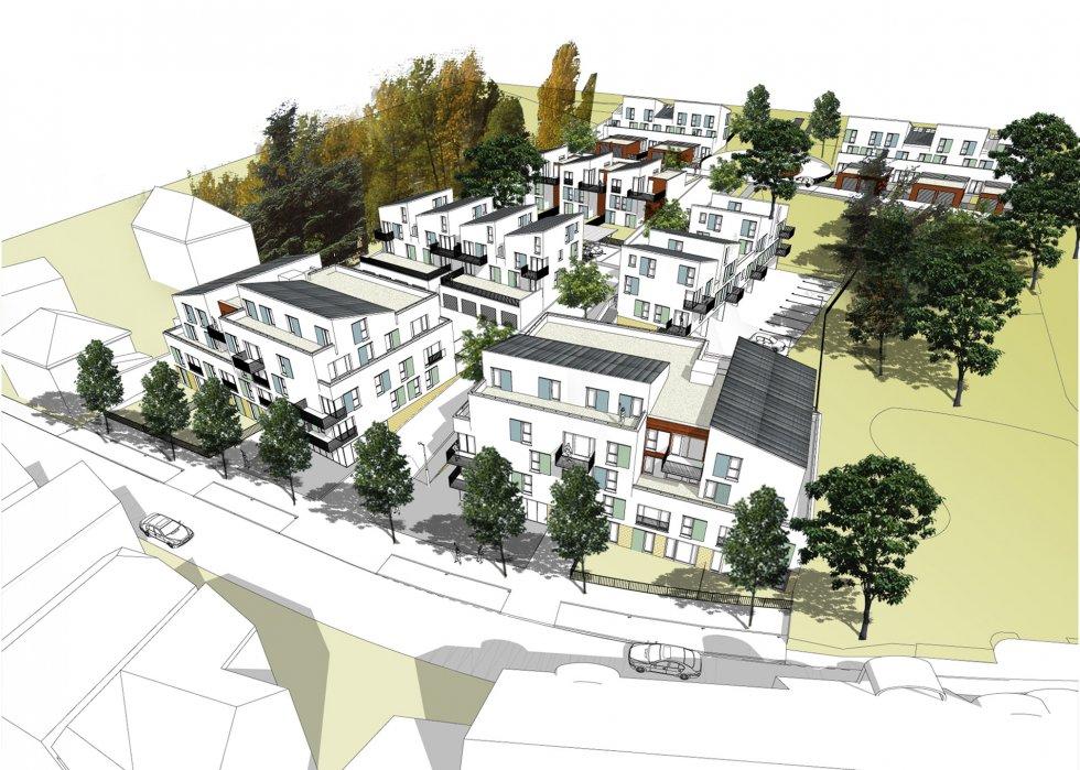 ARVAL architecture - Logements – Béthisy Saint Pierre - 7