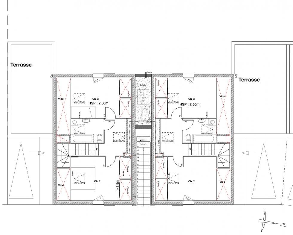 ARVAL architecture - ZAC du Clos Féron – Le Meux - 7 Arval le meux 7