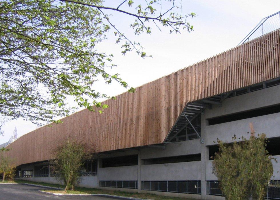 ARVAL architecture - Parking – Valenciennes - 1 Arval Parking Valenciennes 1