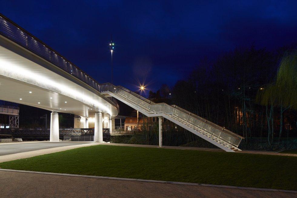 ARVAL architecture - Pont Paris – Beauvais - 11 arval pont de paris beauvais 10