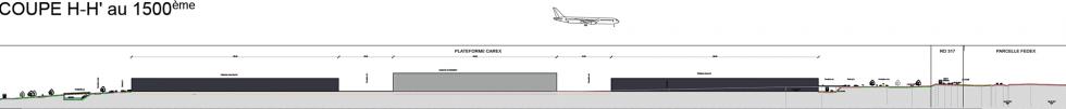 ARVAL architecture - Roissy-CAREX – Goussainville - 6 arval carex 9