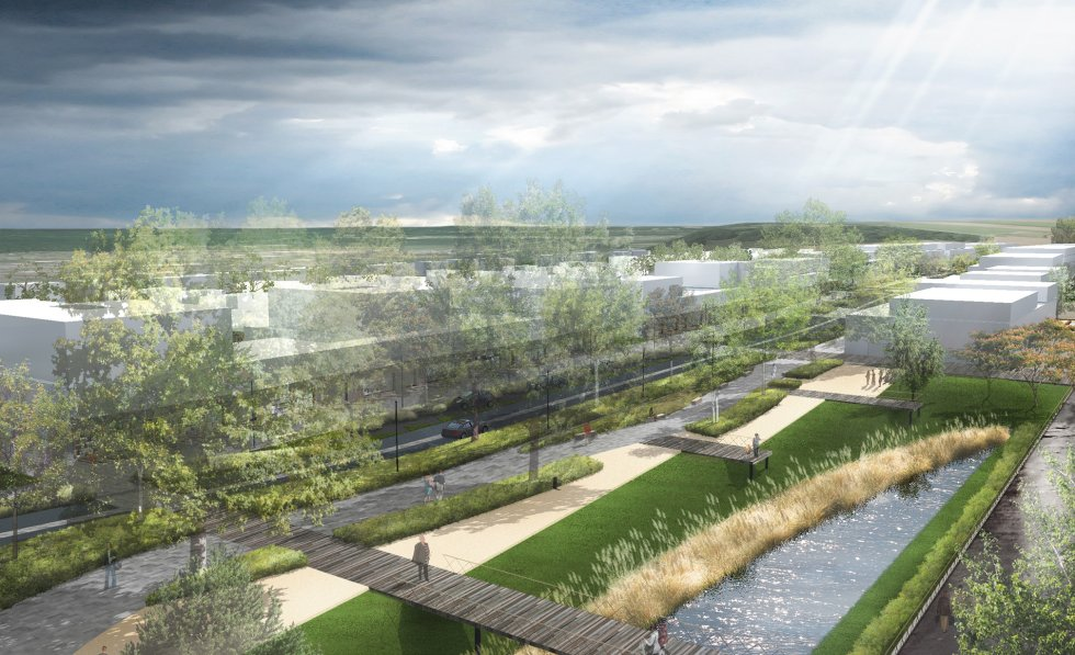 ARVAL architecture - Ecoquartier – Jaux - 1 arval ecoquartier jaux 3