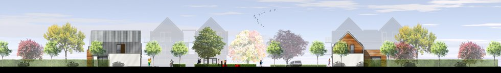ARVAL architecture - ZAC des Jardins – La Croix Saint Ouen - 9 Arval zac des Jardins la Croix Saint Ouen 10