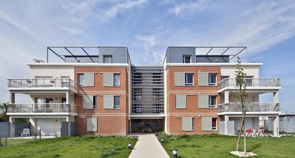 ARVAL architecture - Ilôt Watteau – Amiens - 2 Arval îlot Watteau Amiens 2