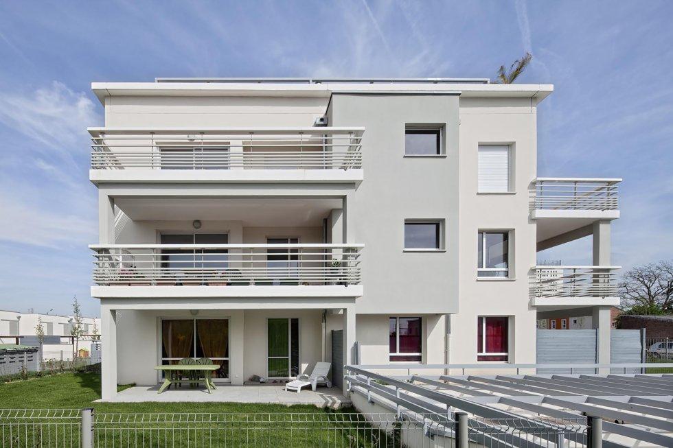 ARVAL architecture - Ilôt Watteau – Amiens - 3 Arval îlot Watteau Amiens 3