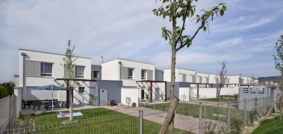 ARVAL architecture - Ilôt Watteau – Amiens - 5 Arval îlot Watteau Amiens 4