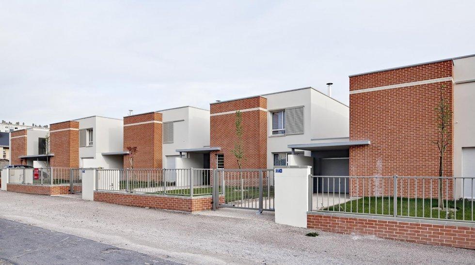 ARVAL architecture - Ilôt Watteau – Amiens - 7 Arval îlot Watteau Amiens 6