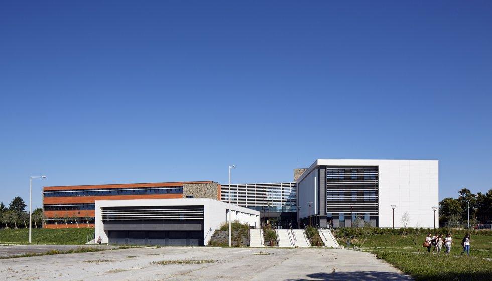 ARVAL architecture - Cité scolaire-Réhabilitation – Amiens - 5 Arval Cité scolaire Réhabilitation 12