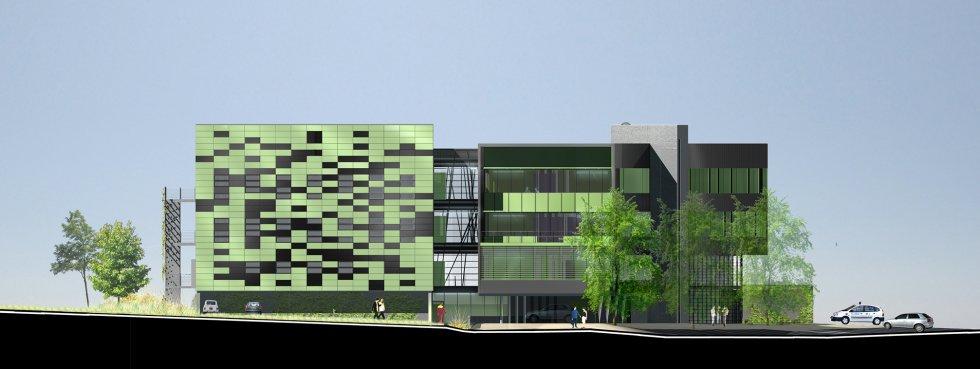 ARVAL architecture - Laboratoires, Université de Picardie – Amiens - 4 Arval Labo Jules Vernes Amiens 4