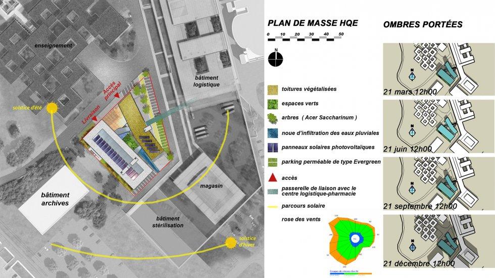 ARVAL architecture - Laboratoires, Université de Picardie – Amiens - 7 Arval Labo Jules Vernes Amiens 7