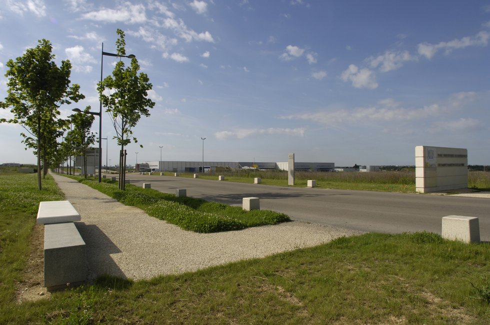ARVAL architecture - Parc industriel – Récy et Saint Martin sur le Pré - 4 Arval récy