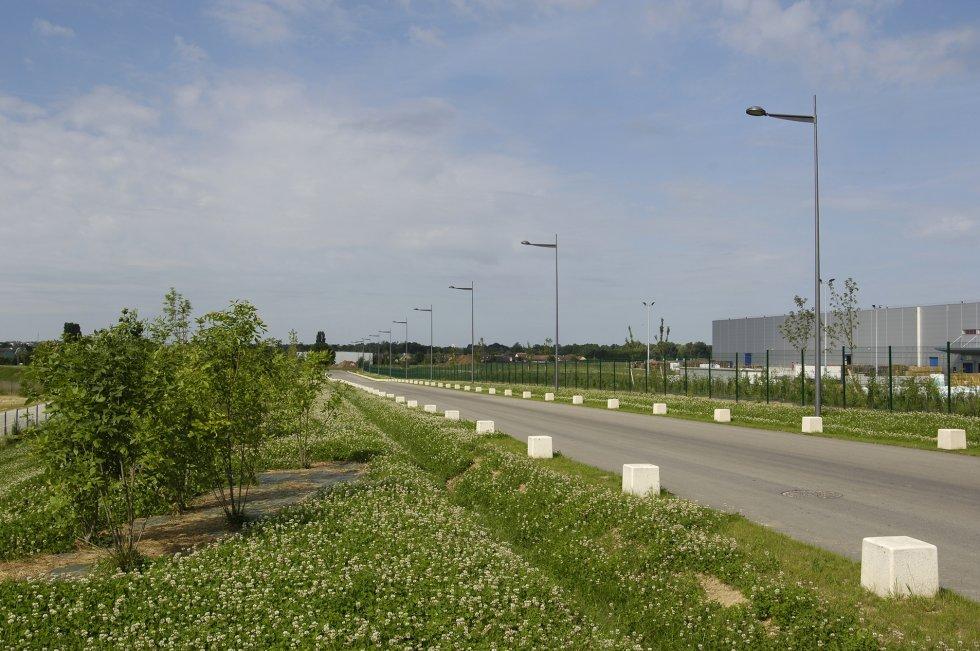 ARVAL architecture - Parc industriel – Récy et Saint Martin sur le Pré - 5 Arval récy