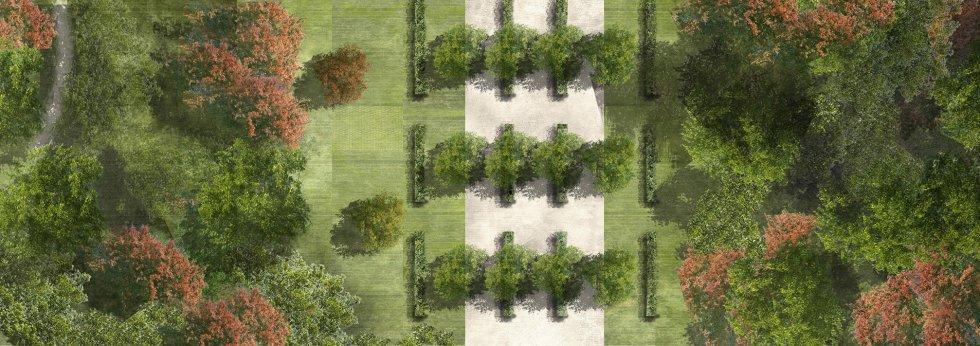 ARVAL architecture - Aménagement du bois communal – Verneuil - 5 arval bois de Verneuil