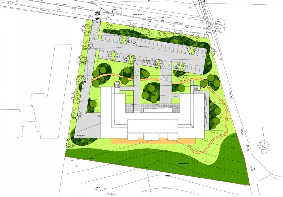 ARVAL architecture - FAM Béthel – Crépy-en-Valois - 1 arval bethel crépy en valois