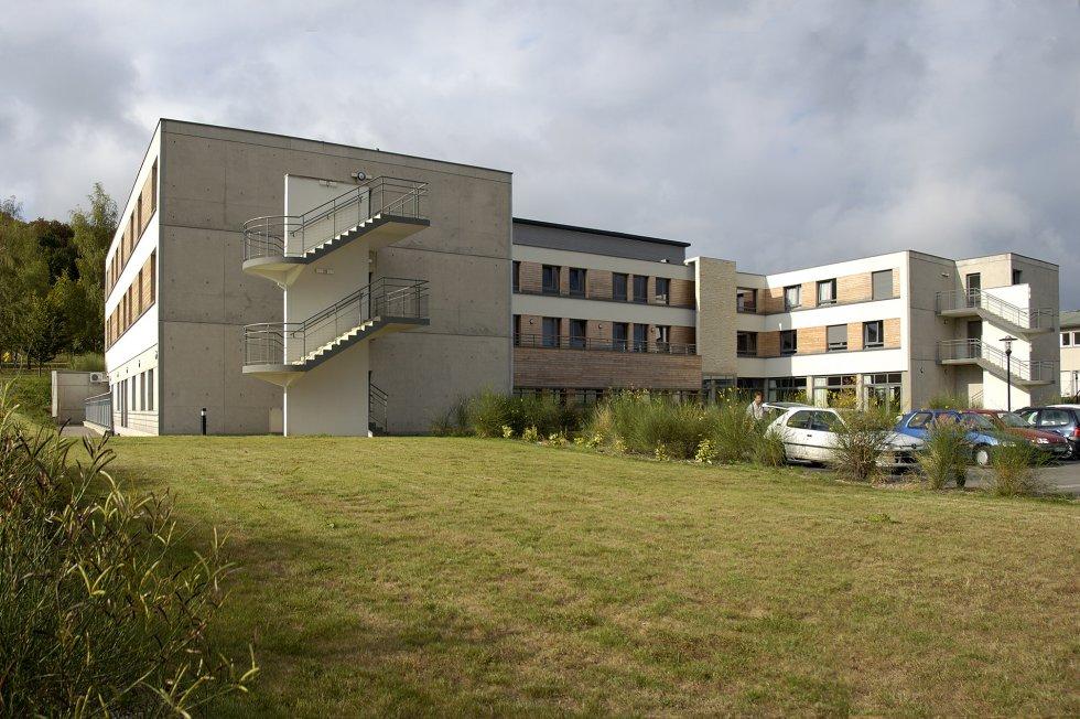 ARVAL architecture - FAM Béthel – Crépy-en-Valois - 2 arval bethel crépy en valois